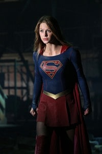 """Stronger Together"" -- When Kara's (Melissa Benoist) attempts to help National City don't go according to plan, she must put aside the doubts that she -- and the city's media -- has about her abilities in order to capture an escapee from the Kryptonian prison, Fort Rozz, when SUPERGIRL moves to its regular time period, Monday, Nov. 2 (8:00-9:00 PM, ET/PT) on the CBS Television Network. Photo: Cliff Lipson/CBS ©2015 CBS Broadcasting, Inc. All Rights Reserved"