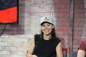 Tatiana Maslany at NerdHQ