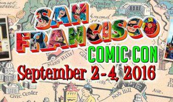 SF Comic Con