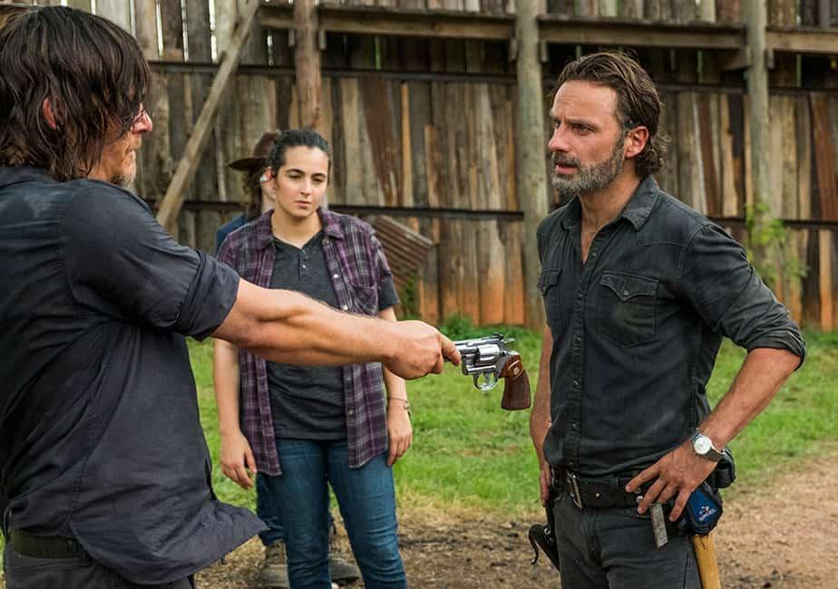 Television Memorabilia The Walking Dead Rick Daryl Carl Negan Michonne Bottle Opener