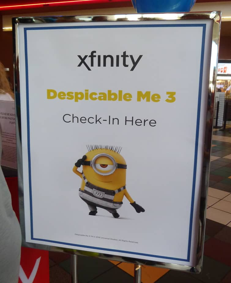 Despicable me 3 gru is back in the spotlight - Despicable me xfinity ...